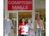 Boutique solidaire comptoir maille maman je t aime 2016