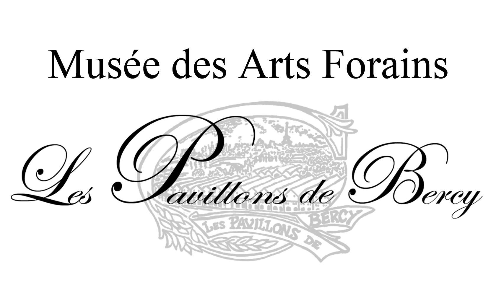 logo Musee Arts Forains partenaire congres ARSEP 2016
