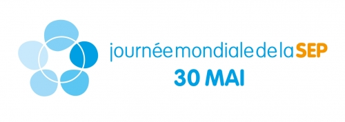 logo Journée mondiale de la SEP World MS day Logo