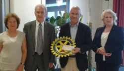 Rotary Club Chaville pour Fondation ARSEP 2015