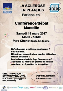 Conference SEP a Marseille 2017