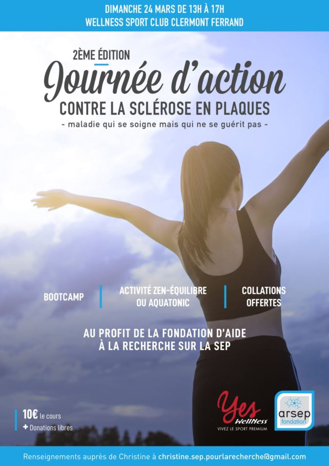 Journée d'action Wellness sport