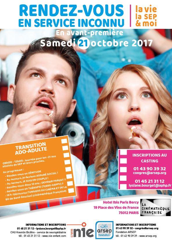 Congres SEP enfants et adolescents Paris 2017
